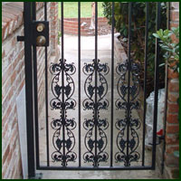 Remote Entry Access Gate Vacaville